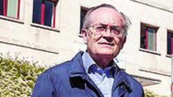 El doctor burgalés Martín de Frutos