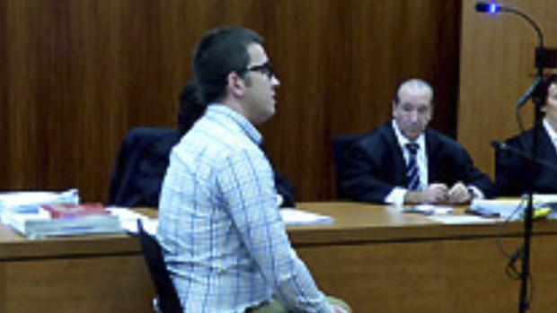 Jorge Callejas (en la imagen, durante el juicio) ha sido condenado por asesinato con alevosía