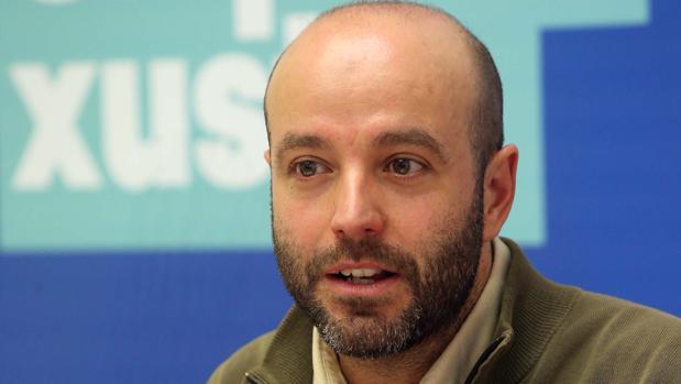 Luís Villares, líder de En Marea