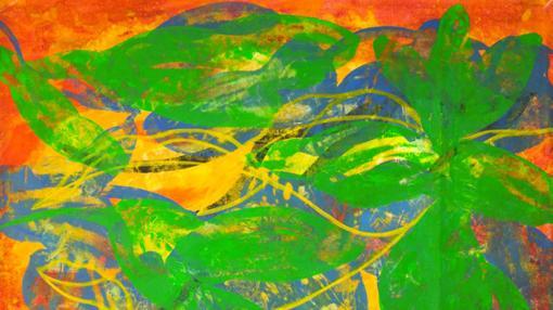 Yu Yang Shanga, obra de Martín-Calero para su exposición parisina