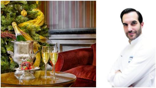 Mario Sandoval es el autor de los dos menús especiales del Hotel Orfila