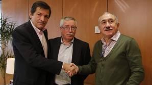 El PSOE apoyará las movilizaciones sindicales contra la política social del Gobierno