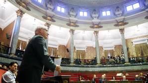 Joan Ribó rechaza que se anule el acuerdo que instaba a Rita Barberá a dejar su acta de senadora