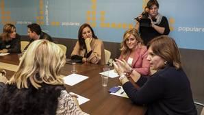 La hoja de ruta de Isabel Bonig en el PP valenciano tras la muerte de Rita Barberá