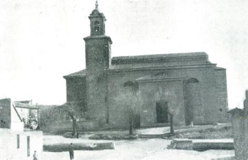 Iglesia de Nuestra Señora de la Asunción, donde se casó Cervantes