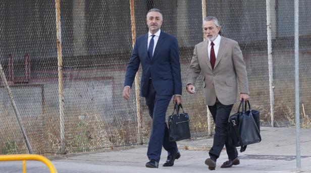 Correa llega al juicio en la Audiencia Nacional