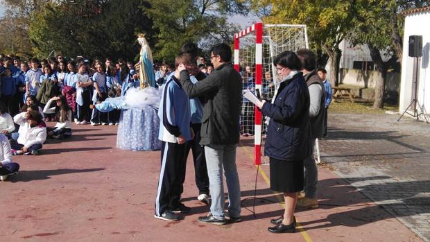 El colegio Tavera celebra la fiesta de la Virgen Milagrosa