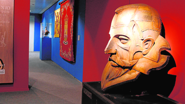 En la exposición se muestran más de 400 objetos de todo tipo