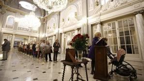 El Senado abre un libro de condolencias por Rita Barberá