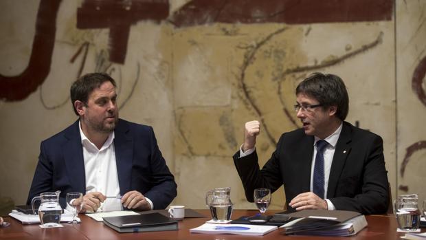 La Generalitat incluye una partida para el referéndum en los Presupuestos de 2017