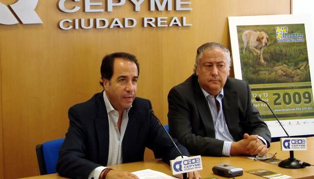 Arturo Mesa y Álvaro Maldonado en una imagen de archivo