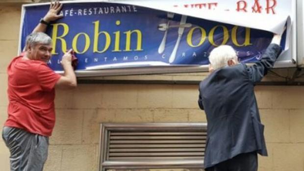 Los nuevos locales solidarios se llamarán Robin Hood