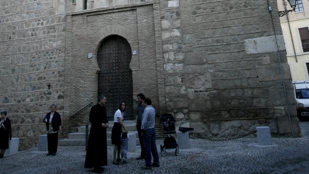 Imagen de archivo de la iglesia de San Andrés
