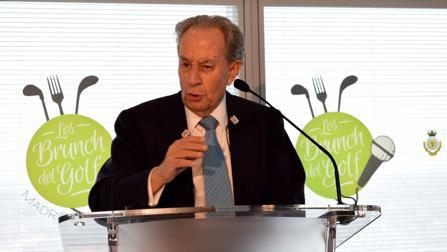 El expresidente de OHL, Juan Miguel Villar Mir