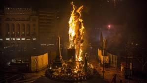 La Unesco declara las Fallas de Valencia Patrimonio Inmaterial de la Humanidad