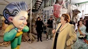 Rita Barberá: la alcaldesa que gestó la candidatura de las Fallas a patrimonio de la humanidad