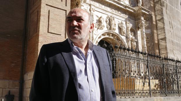 José Manuel Aranda, alcalde de Calatayud