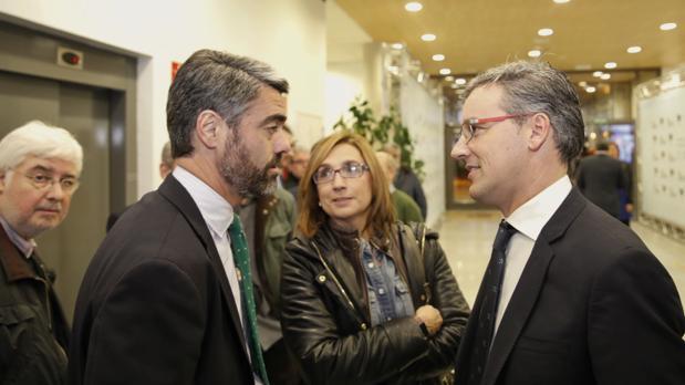 Óscar Campillo: «Nuestra sociedad sigue creyendo que la labor periodística es necesaria»