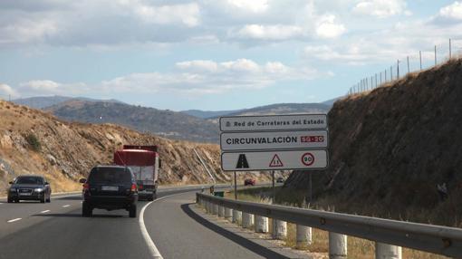 Circunvalación de Segovia