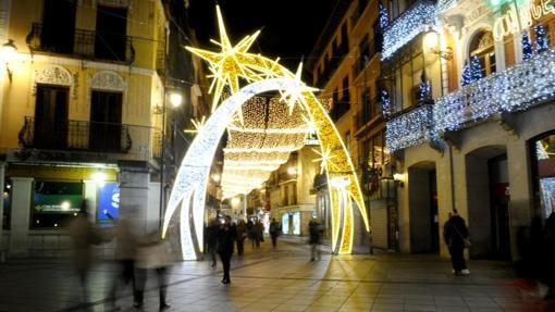 La iluminación navideña en Toledo se inaugarará este viernes 2 de diciembre