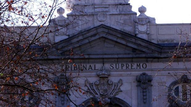 Imagen de la sede del Tibunal Supremo