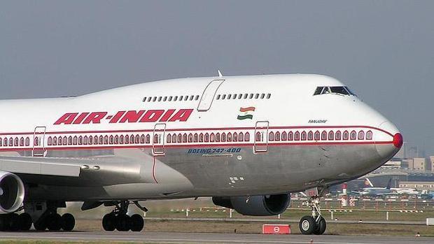 Una aeronave de la compañía india