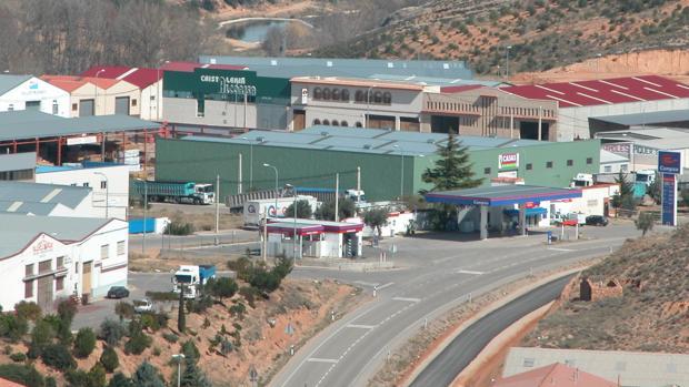 El polígono industrial de esta localidad turolense se ampliará con el objetivo de captar más empresas