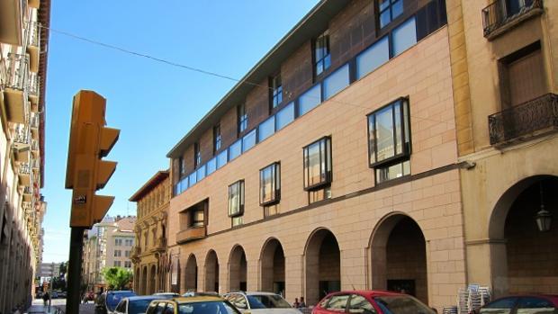 Sede de la Diputación Provincial de Huesca