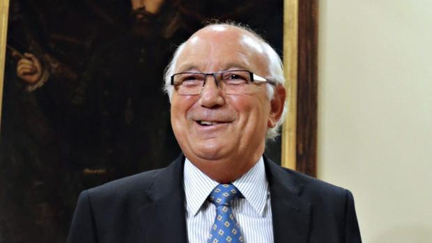 El presidente de la patronal coruñesa, Antonio Fontenla, en una imagen de archivo