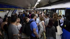 Metro aumentará un 50% sus trenes para aliviar los cortes de Gran Vía