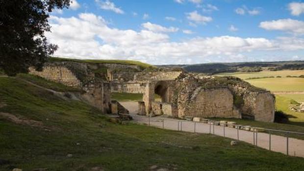 Parque arqueológico de Segóbriga, en Saelices