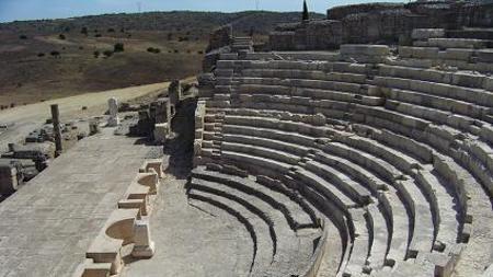 Teatro romano de Saelices