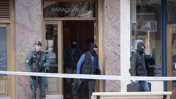 El yihadista detenido en Irún podría haber planeado un atentado con un camión como en Niza