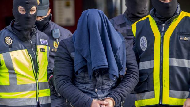 Detención de un presunto yihadista en Aranjuez