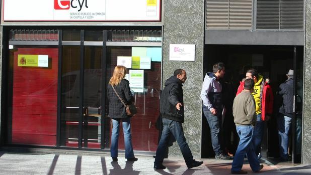 Oficina del Servicio de Empleo en Castilla y León