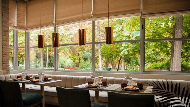 Restaurante El Pabellón, en Florida Retiro