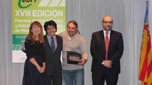 Imagen de la gala de premios del CSIF