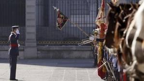 El Rey: «No debemos escatimar esfuerzos contra el terrorismo»