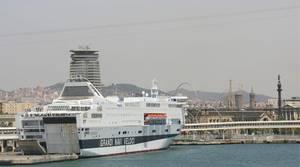Barcelona es uno de los puertos cruceristas más importantes del Mediterráneo