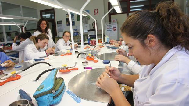 Castilla y León prevé llegar a los 600 alumnos en FD Dual en el próximo curso