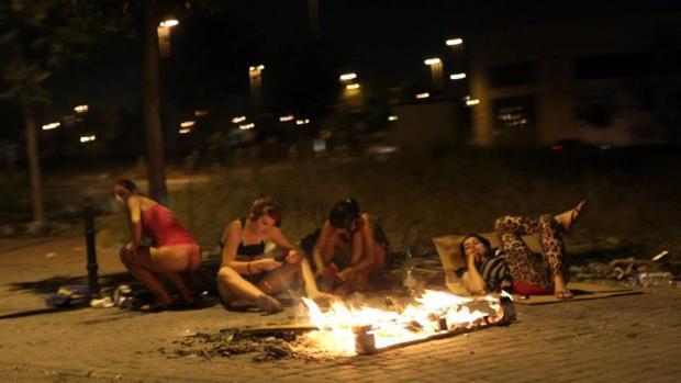 prostitutas poligono marconi madrid universitarias prostitutas madrid