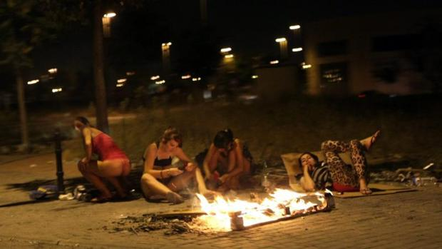 prostitutas poligono villaverde prostitutas en plasencia