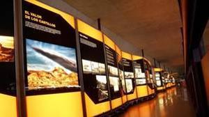 Imagen de la exposición «Arquitectura defensiva en España», disponible en el Museo del Ejército hasta el 25 de mayo