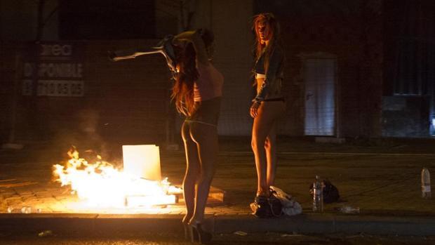 trabajadoras del sexo prostitutas en villaverde