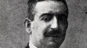 Justo Villarreal y Villarrubia, alcalde de Toledo entre 1918 y 1920. (Foto, «La Campana Gorda»)