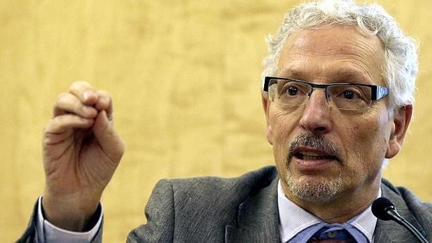Santiago Vidal, suspendido como juez durante tres años, en una imagen de archivo