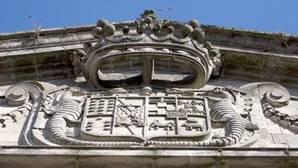 Fachada de la sede del Consello Consultivo de Galicia en Santiago