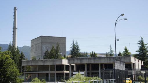 Central de Santa María de Garoña