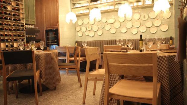 La santpere la tradici n catalana for Restaurante puerto rico madrid