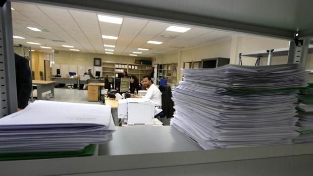 La oficina de extranjer a de valencia tramit 391 for Oficina de extranjeria aluche